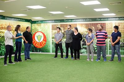 Participantes deverão cozinhar para atletas do Palmeiras - Divulgação