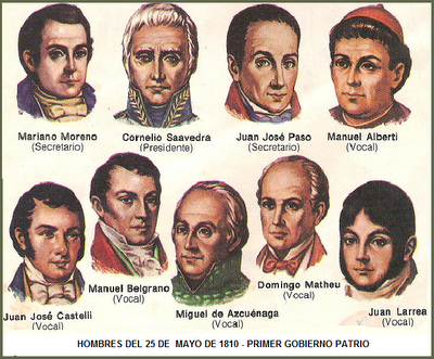 junta de gobierno en espana: