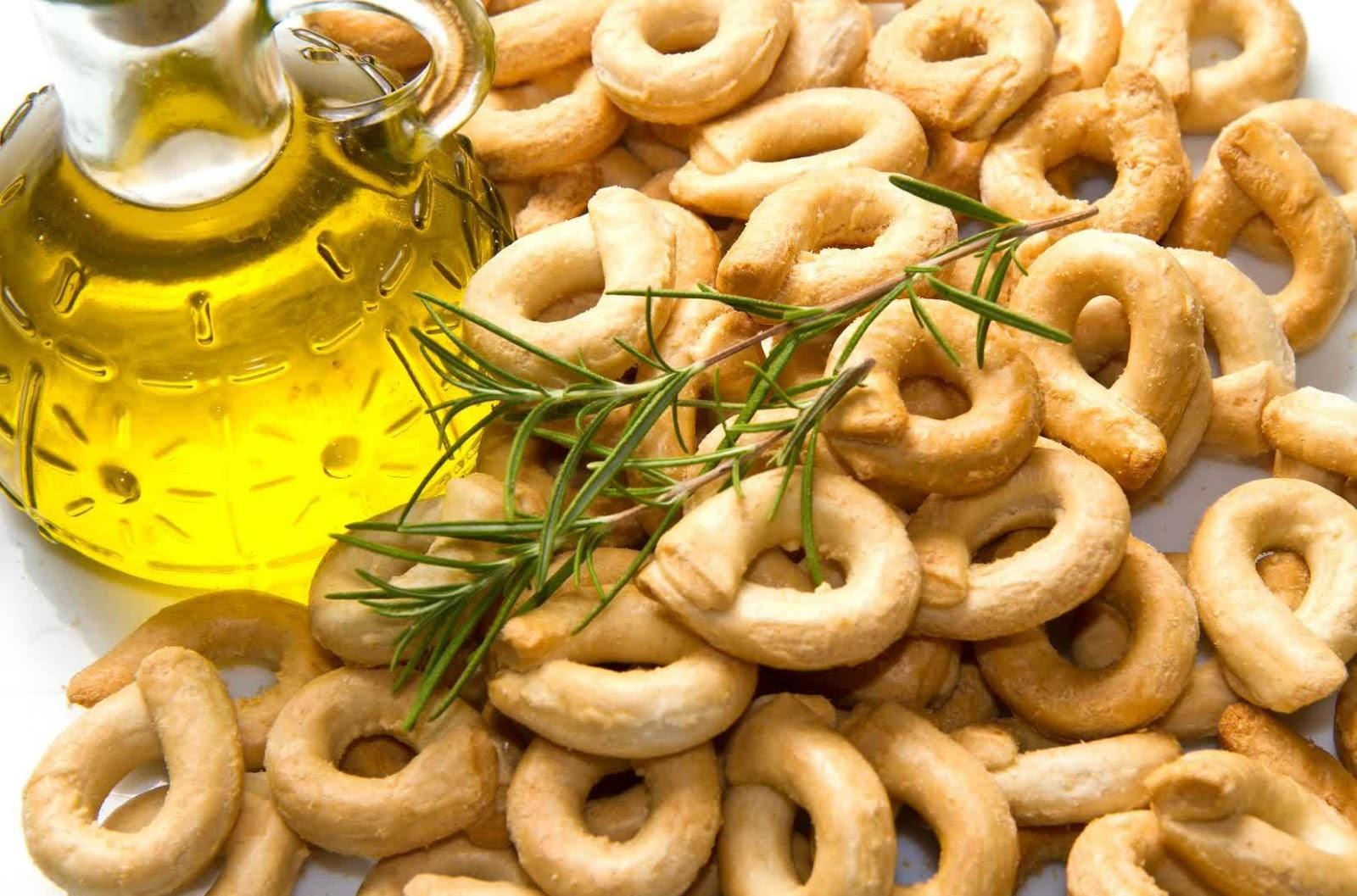 Taralli recipe italian food style food recipe