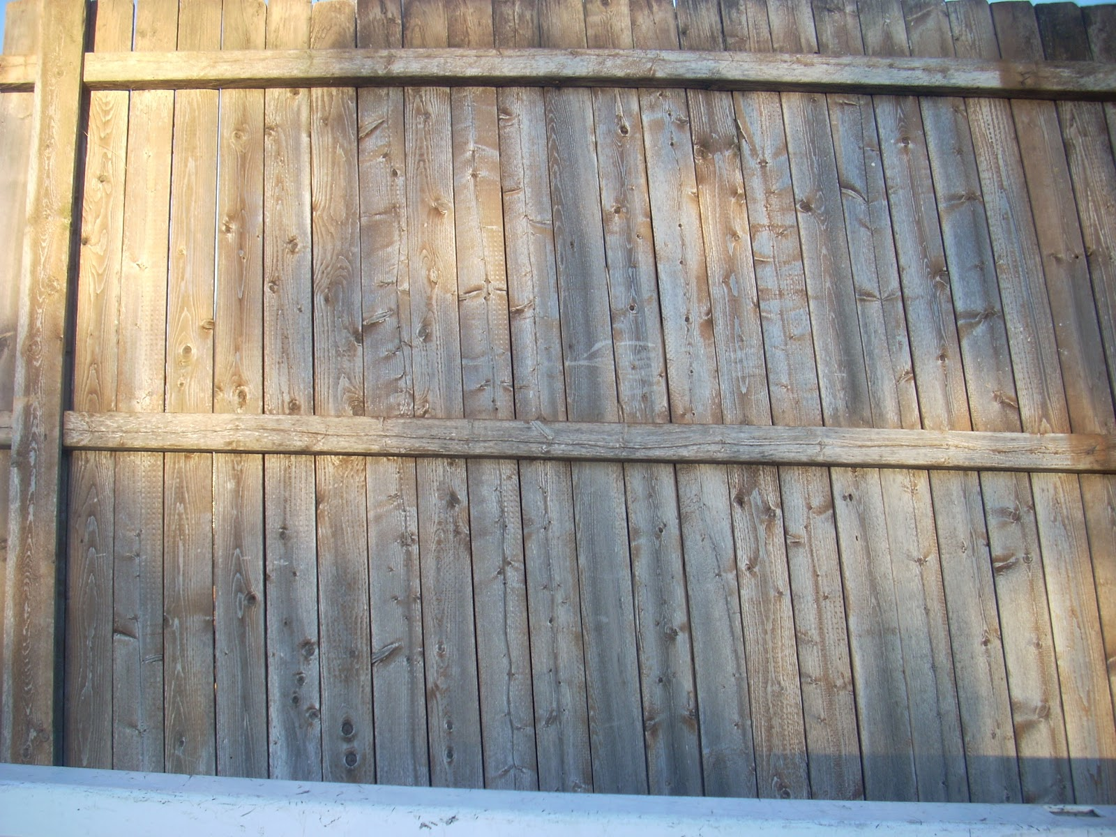 Superb img of Wood Fence Panels & Pickets Wylie Texas: GONE Complete Wood Fence  with #396892 color and 1600x1200 pixels