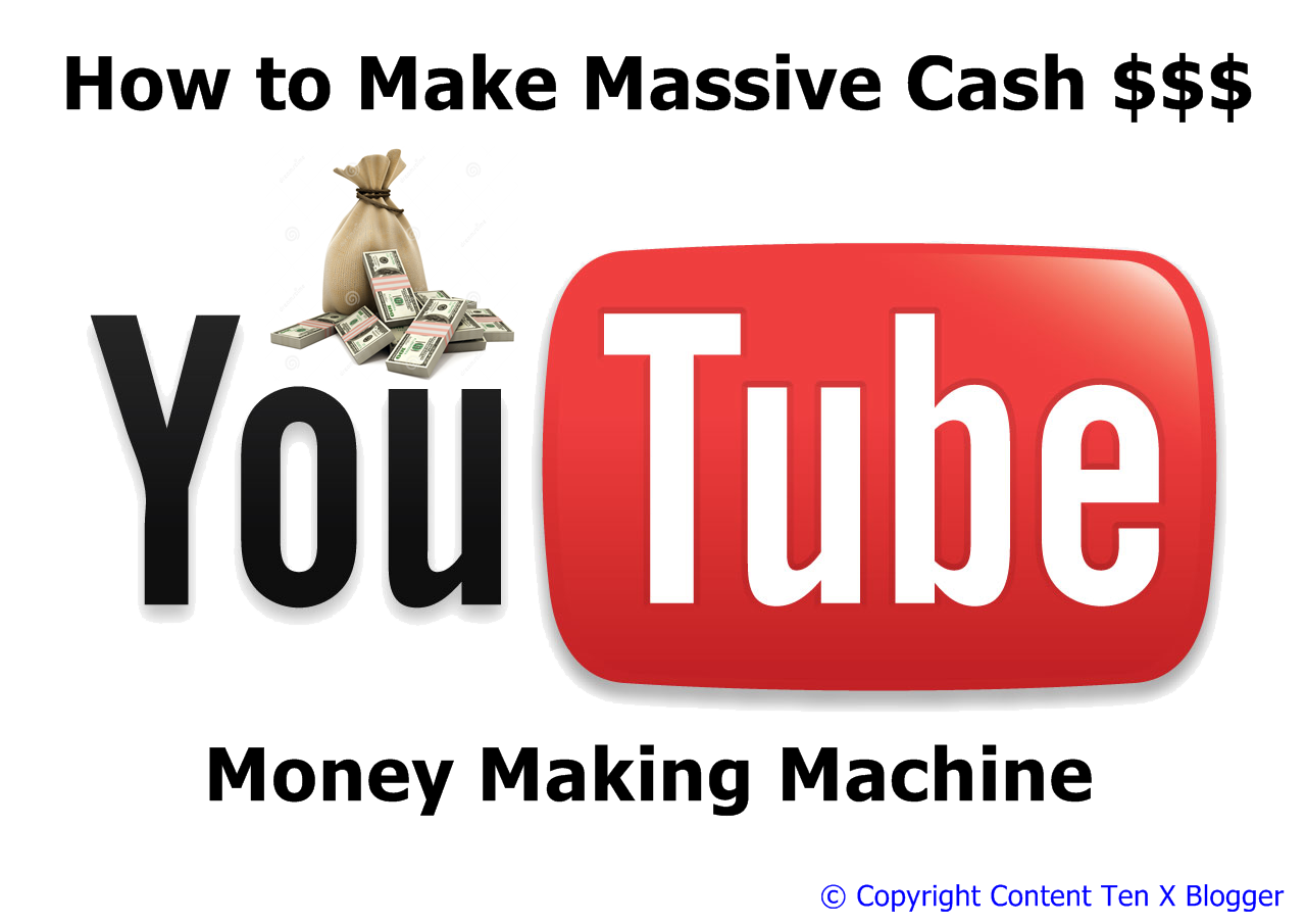 How to make money with Youtube Videos. Upload Videos on Youtube and Make a Big Money
