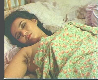 Tren Bulu Ketiak di Film Tahun 80an - Ini film jaman taon 80-an, waktu