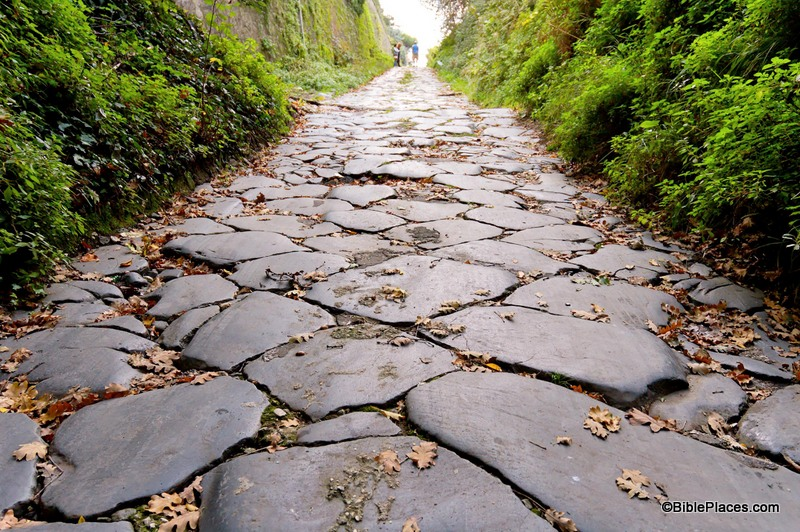 the appian way the mother of