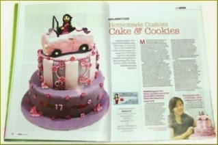 Majalah Cake Decoration Jan 2013