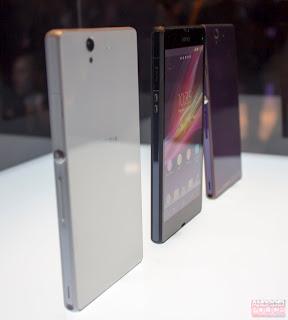 Sony Ericsson Xperia Z pictures