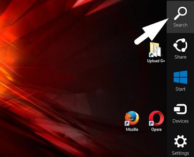 Cara Menambahkan Menu Start Screen Yang Hilang Pada Windows 8/ 8.1 2