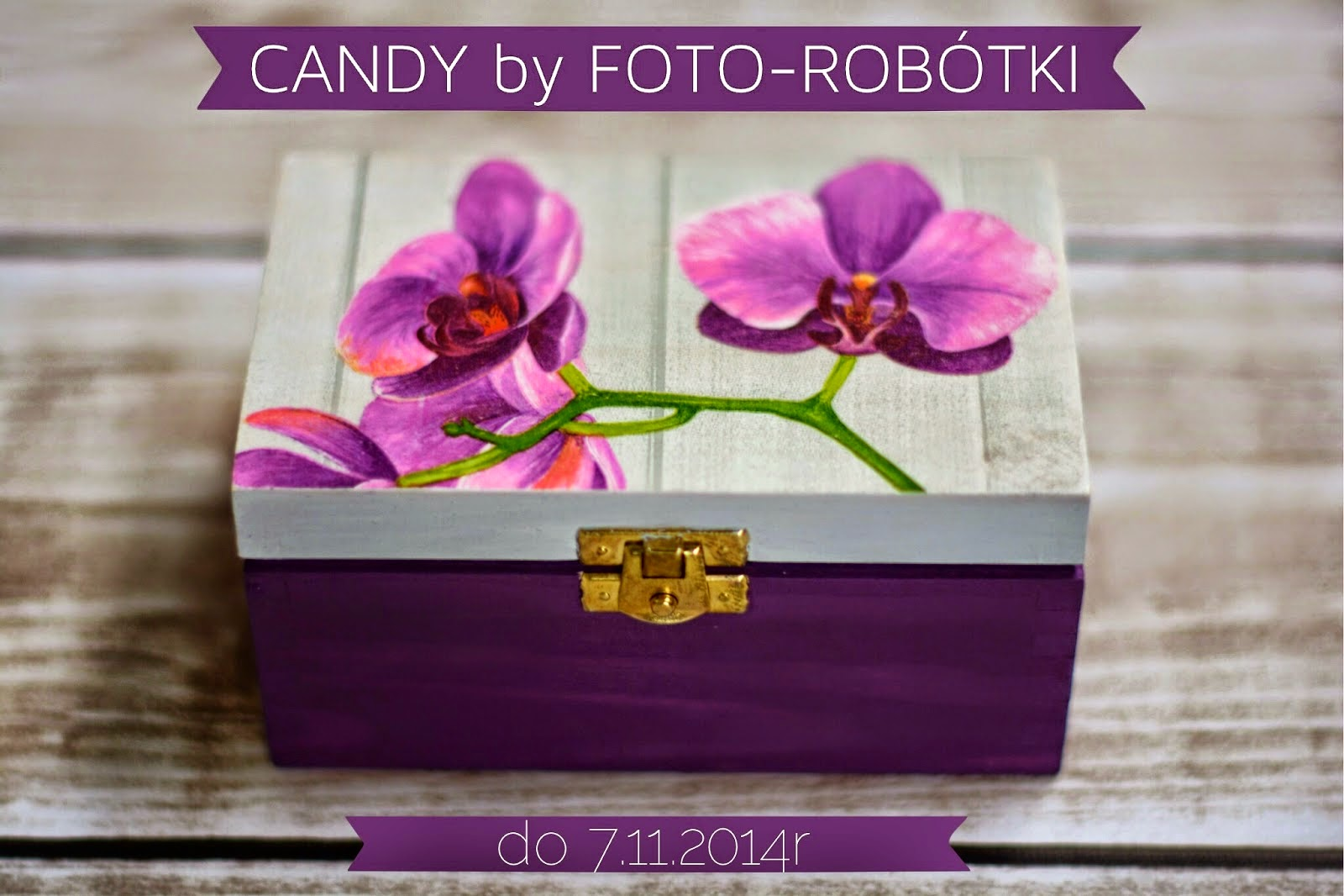 candy do 7 listopad