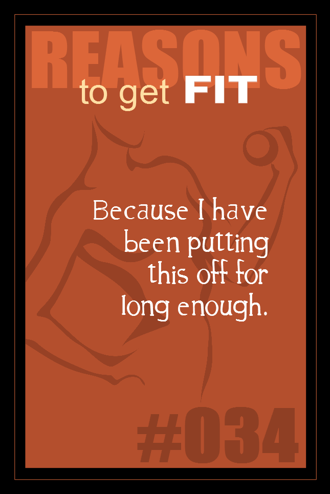 365 Reasons to Get Fit #034