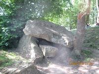 """dolmen """"Table aux fées"""""""