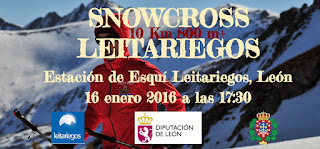Snow Cross de Leitariegos