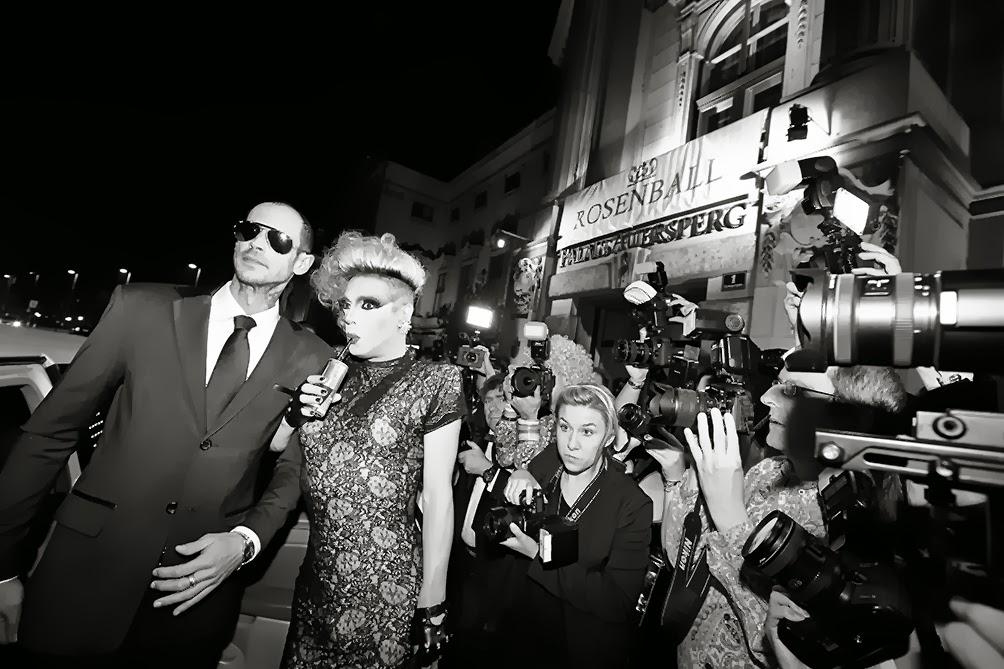 #matthiasheschl #photography #misscandy #rosenball #vienna #dragqueen #nightlife #glamour