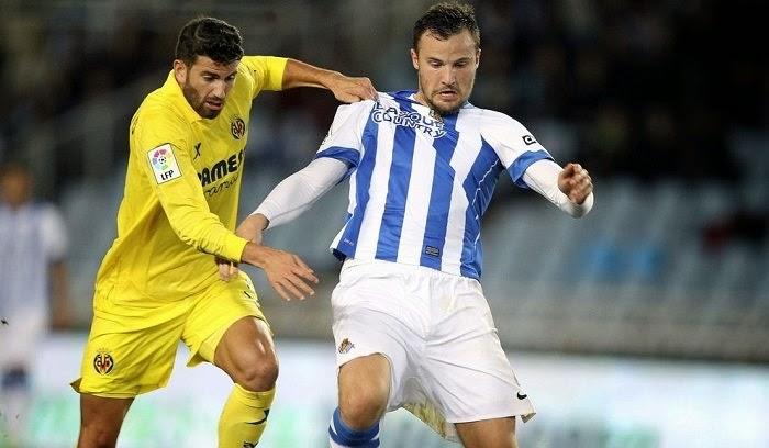 Real Sociedad vs Villarreal