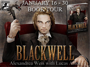 Blackwell Book Tour Giveaway