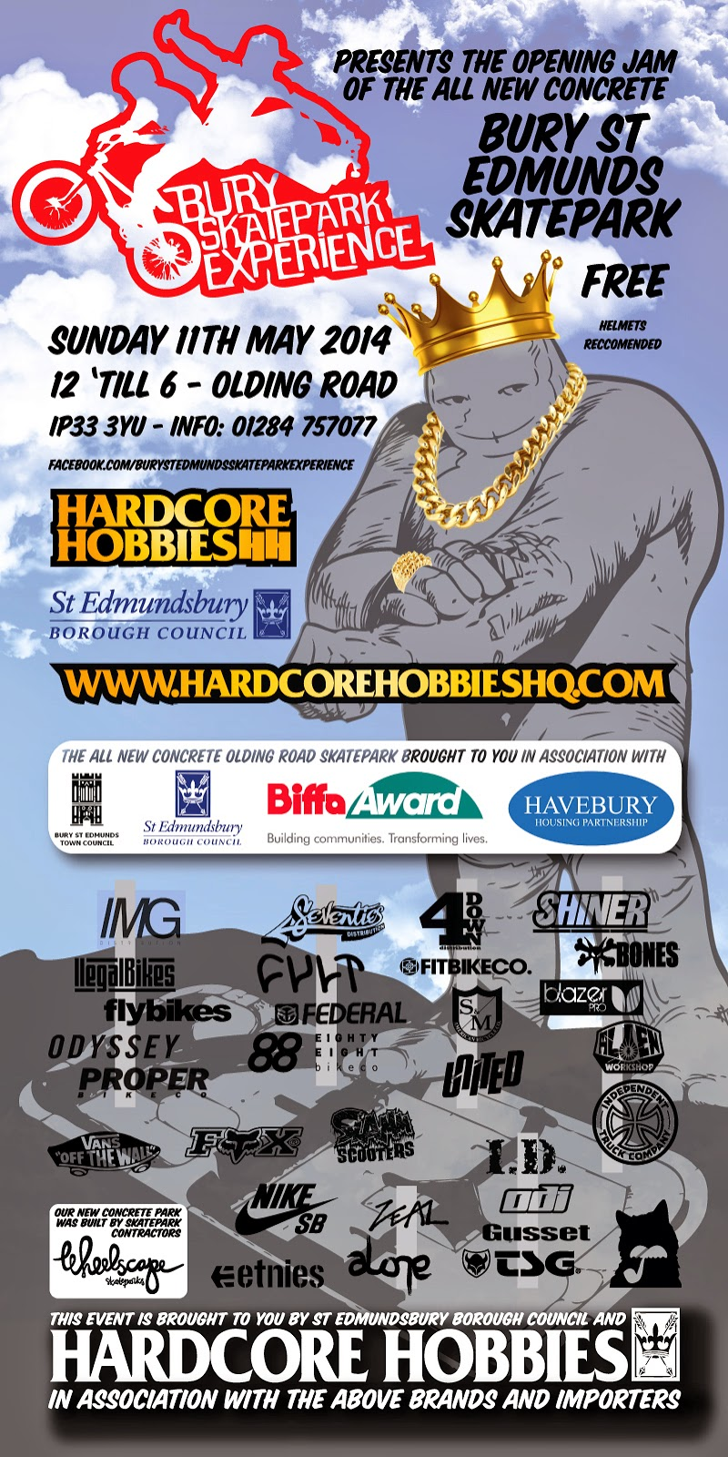 Hardcore Hobbies 2014
