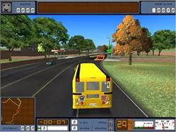 Download Bus Driver Game PC