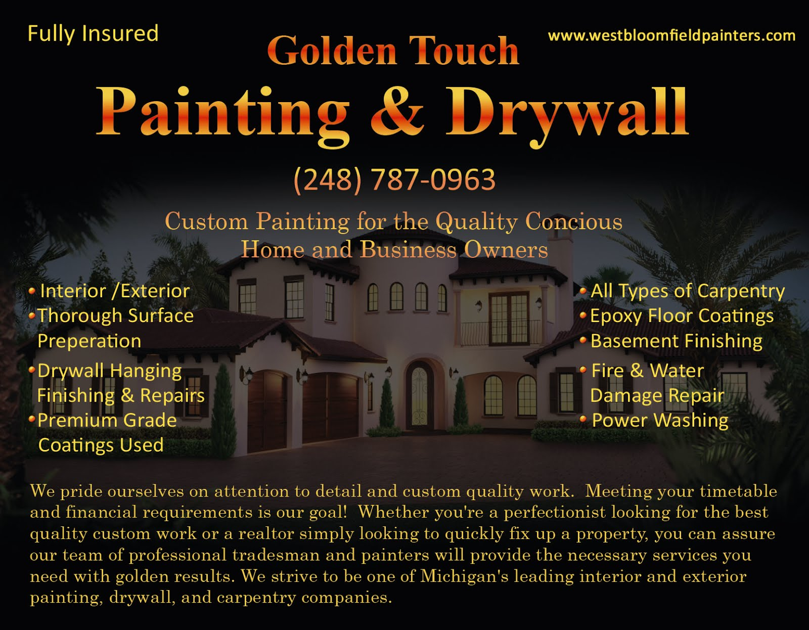 West Bloomfield Painters