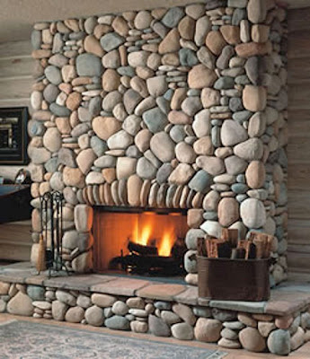 Using Top Quality Stones In Interior Design interior stone walls for fire place