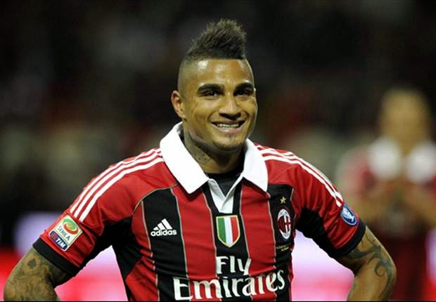 Kevin Prince Boateng Hairstyles Smile Photos