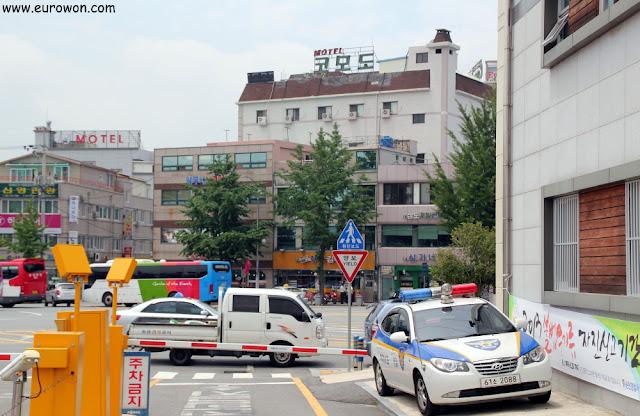 El motel más cómodo de Corea