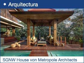 SGNW House von Metropole Architects
