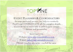 TOPVINE & OLIVES SERVICES LTD