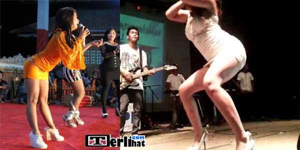 Foto Penyanyi Dangdut Goyang Nungging
