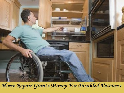 Home Repair Grants Money For Disabled Veterans