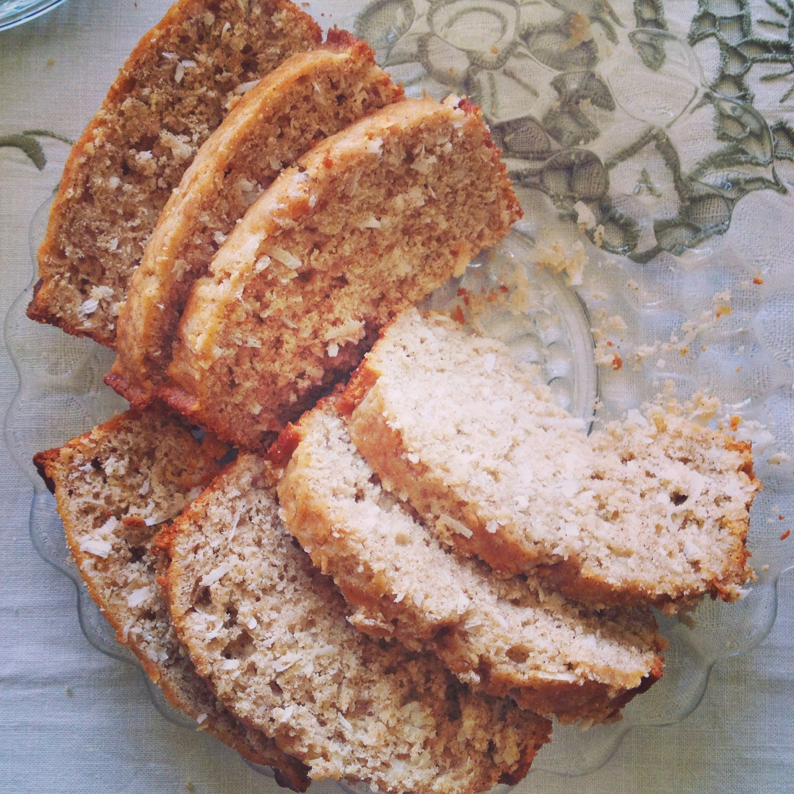 coconut brown butter bread recipe