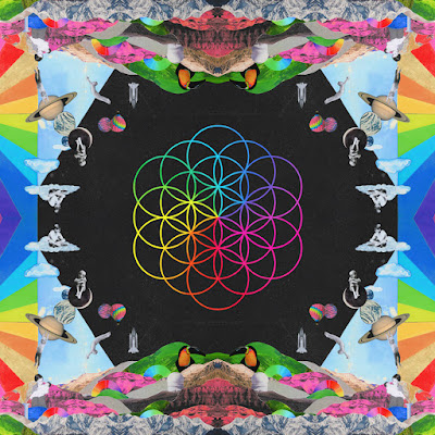 Green Pear Diaries, música, Coldplay, A Head Full of Dreams, album cover