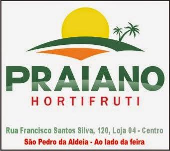 ACESSE E CURTA A PÁGINA DO PRAIANO HOTIFRUTI