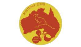 Traversée de l'Australie 2006