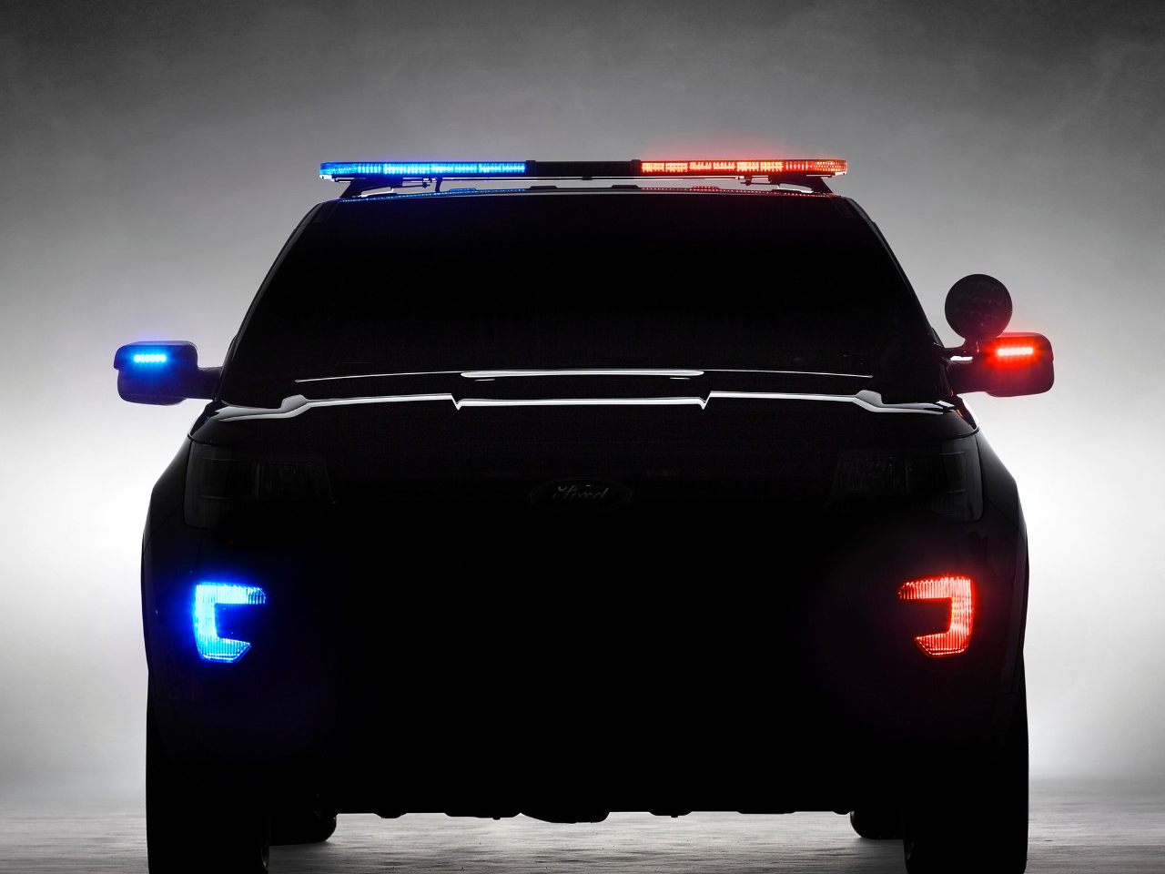 Ford's New Police Interceptor to Debut at Chicago Auto Show