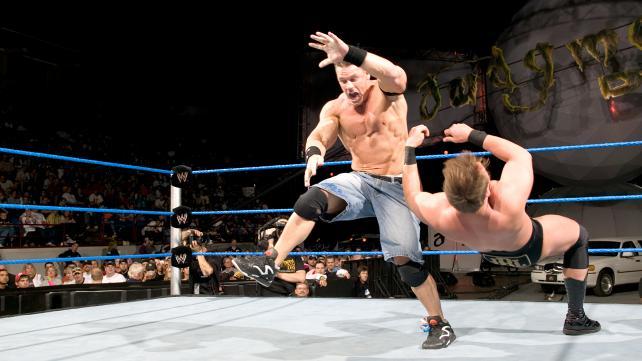 Why the Animosity for John Cena.?