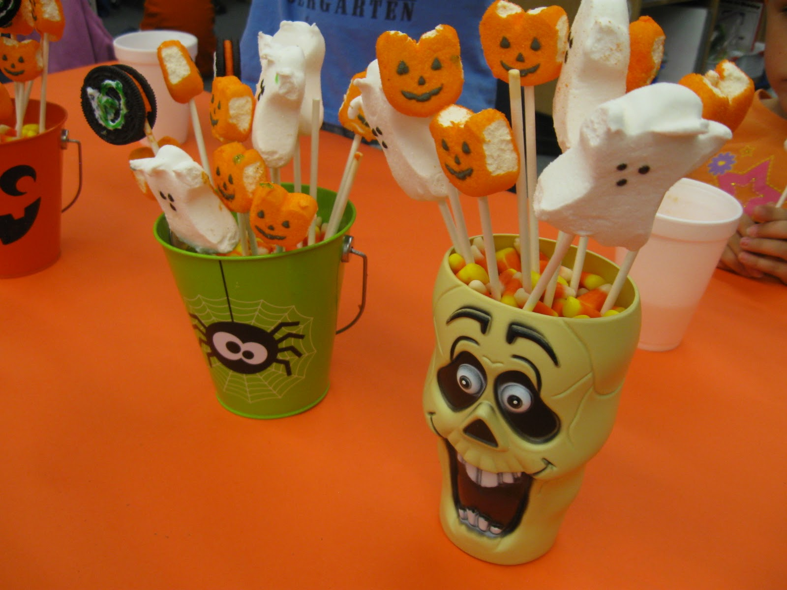 What the Teacher Wants!: Halloween Party Time and a Witches' Brew ...