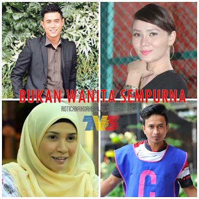 Amar Asyraf, Siti Elizad Sharifuddin, Rita Rudaini, Izreen Azminda, Reza Hazbi