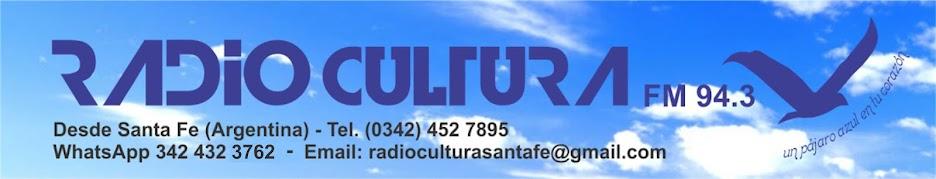 Radio Cultura Santa Fe FM 94.3