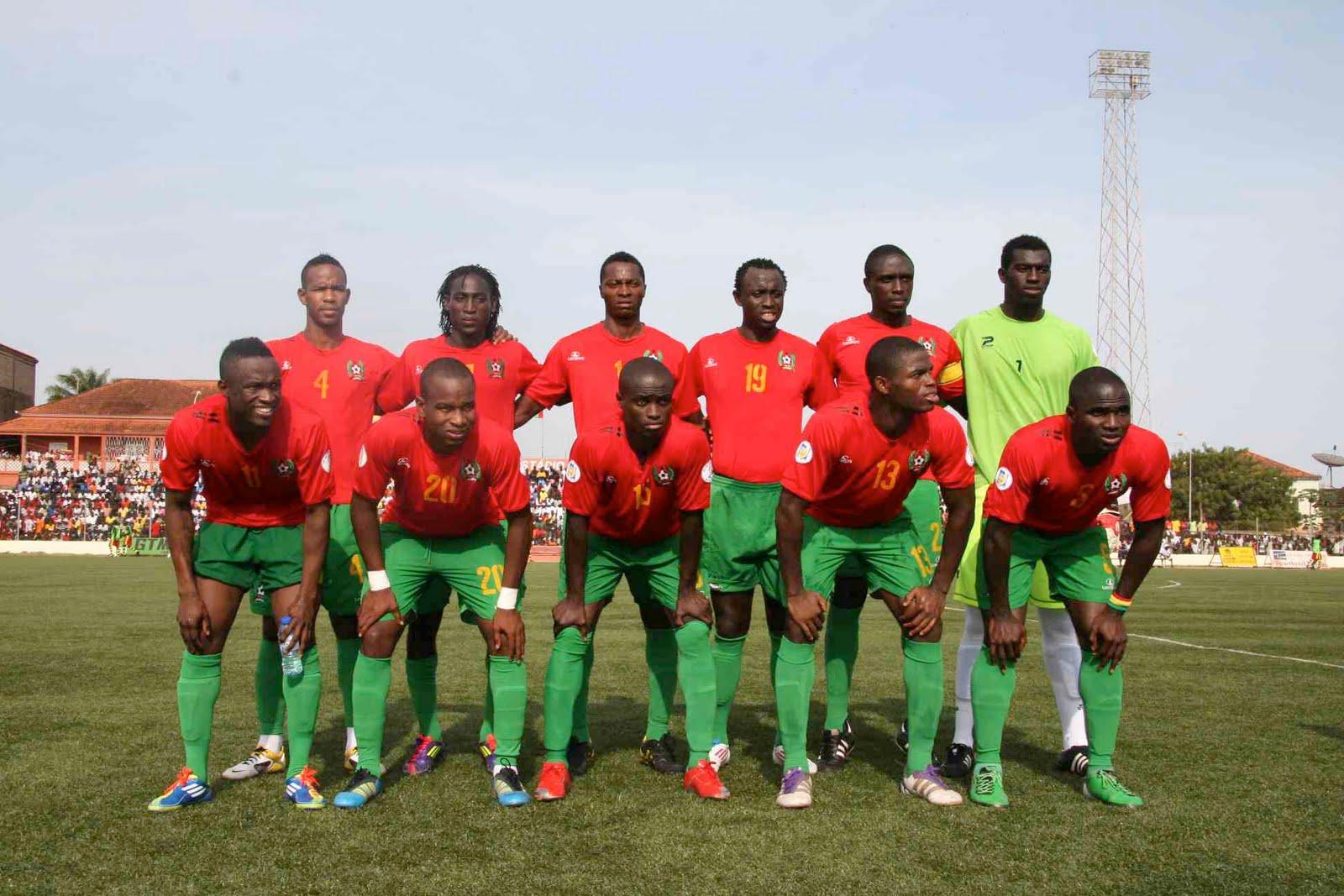 Sport in Guinea Bissau