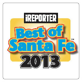 VOTE PLEASE!    BEST BLOG - CHASING SANTA FE!  CLICK ON AD TO VOTE