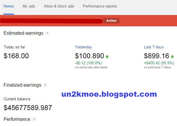 cara menampilkan iklan di blog pertama kali diterima google adsense terbaru 2015