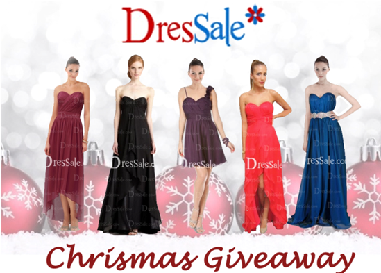 dressale christmas giveaway