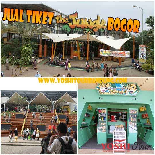 Jual Tiket The Jungle Bogor