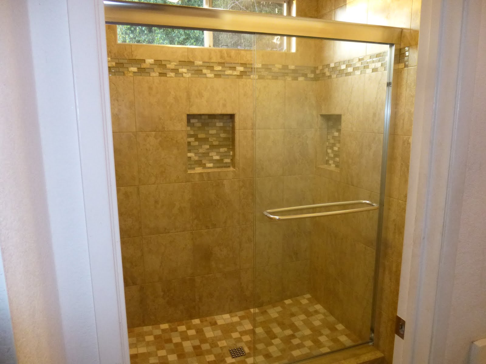 Custom Shower & Bathroom Flooring II