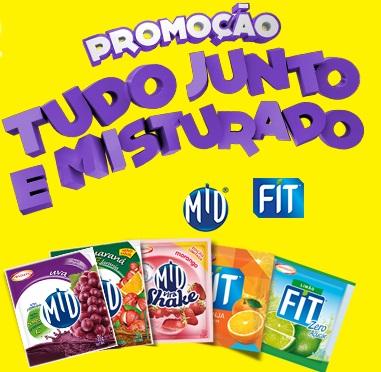 Participar promoção MID e FIT 2014 Tudo Junto e Misturado