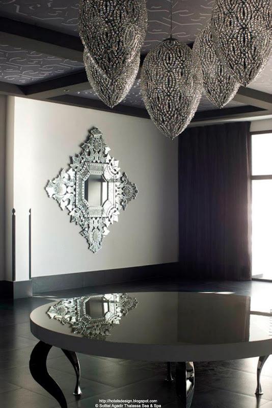 plan de maison marocaine r+2