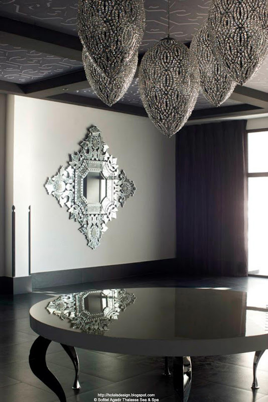 les plus beaux hotels design du monde h tel sofitel agadir thalassa sea spa by jamal laamiri. Black Bedroom Furniture Sets. Home Design Ideas
