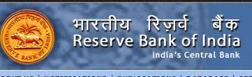 Reserve Bank of India RBI Grade-B Various Vacancies 2015 Reserve Bank of India (RBI) Logo