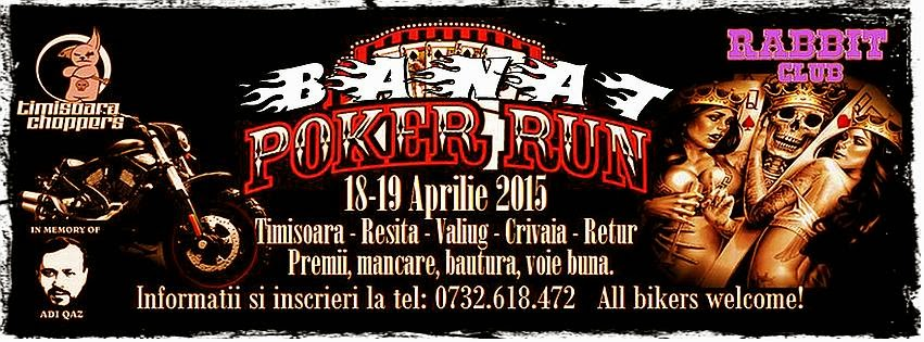 Banat Poker Run