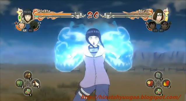 Naruto shippuden hinata vs pain page 6