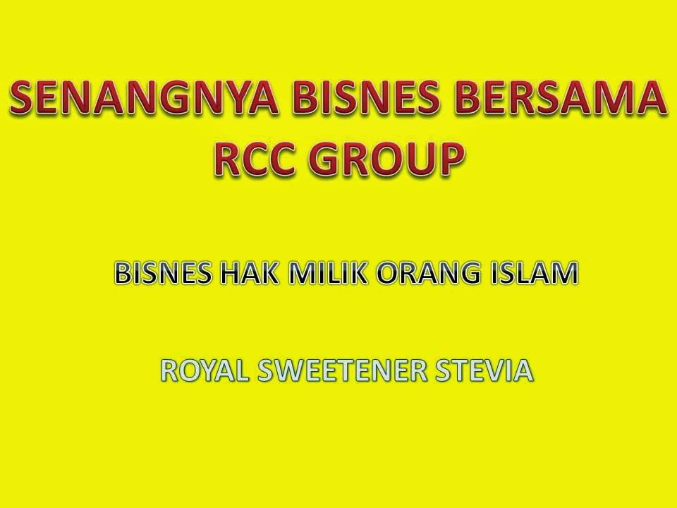 Program Bisnes Bersama Royal Stevia