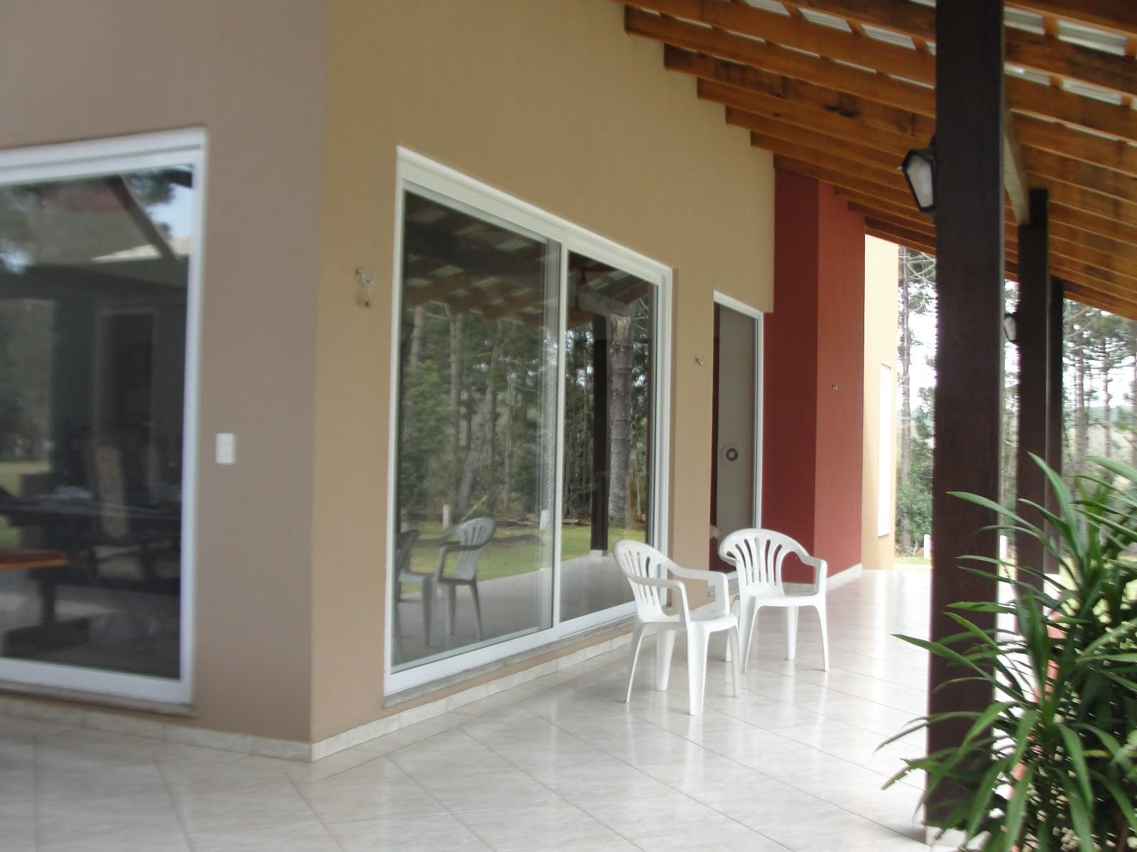 Lumina pvc portas e janelas tudo em esquadrias em pvc for Casas de pvc para jardin